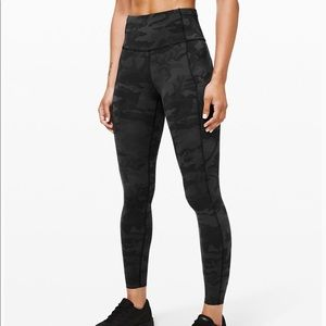Lululemon Fast and Free Tight II 25""